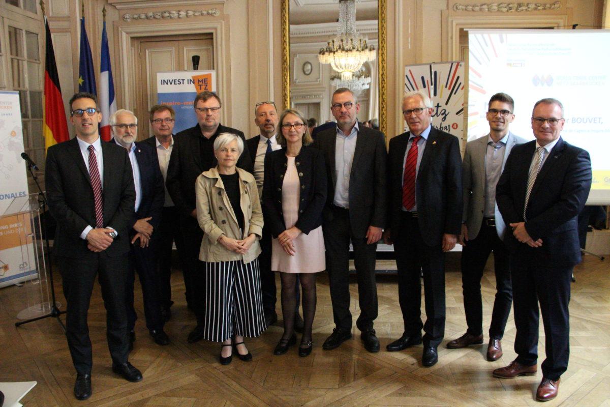 """""""Mobilität der Zukunft"""" Deutsch-Französische Podiumsdiskussion"""