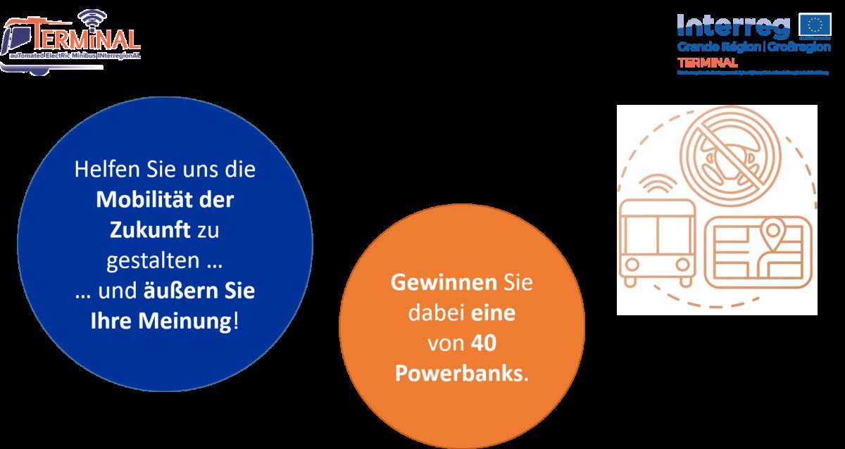 Neustart der Umfrage zur Mobilität on Demand !